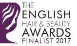 The English Hair Beauty Awards Finalist 2017