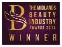 Midlands Beauty Industry Awards 2018 Winner