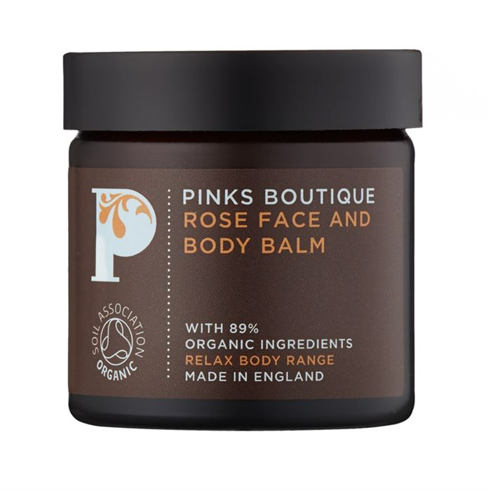 Rose Face and Body Balm 50g