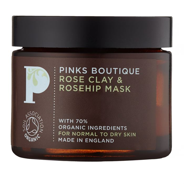 Rose Clay & Rosehip Mask 70g