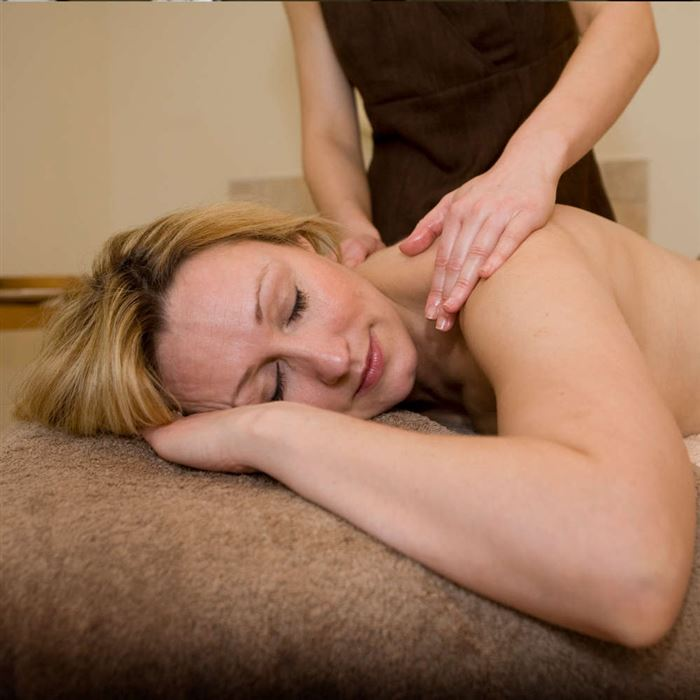 Thalgo Aromatic Back Massage